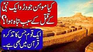 Why Was Mohenjo Daro Destroyed? Hindi & Urdu