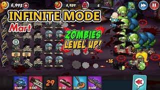 Swat Zombies Infinite Mode - Mart Stage Swat And Zombies S2