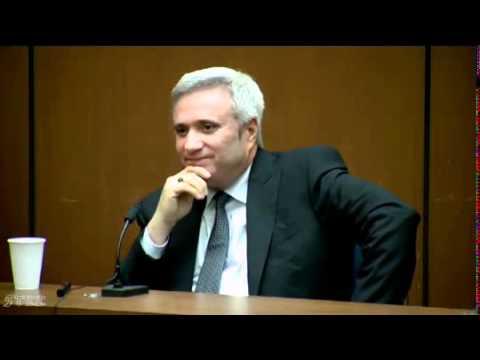 Conrad Murray Trial - Day 17, part 4