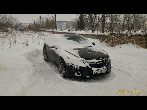 Эксплуатация Шевроле Круз зимой (1.8 LT+)