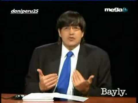 Jaime Bayly Raul Alarcon Y El Escandalo Mega Tv Parte 2 Youtube This premiere video has ended. jaime bayly raul alarcon y el