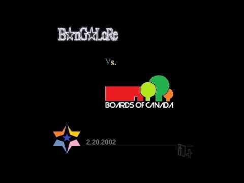 Bangalore's Bored of Canada Tincture   2002