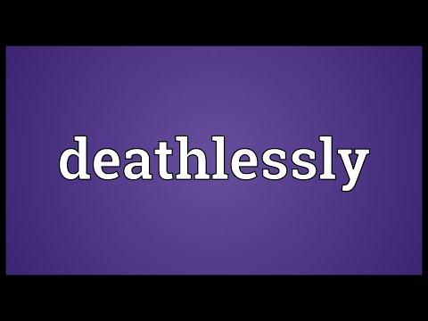 Header of deathlessly