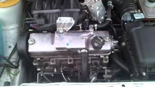 Работа двигателя Ваз 2114 пробег 5000 тыс. не прогретый(, 2014-03-05T16:11:14.000Z)