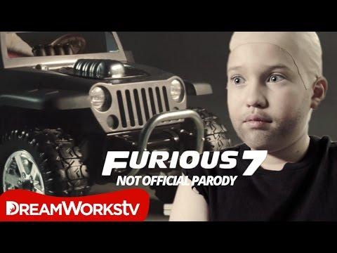 """Video: Knuddelige Knirpse parodieren """"Fast & Furious 7"""""""