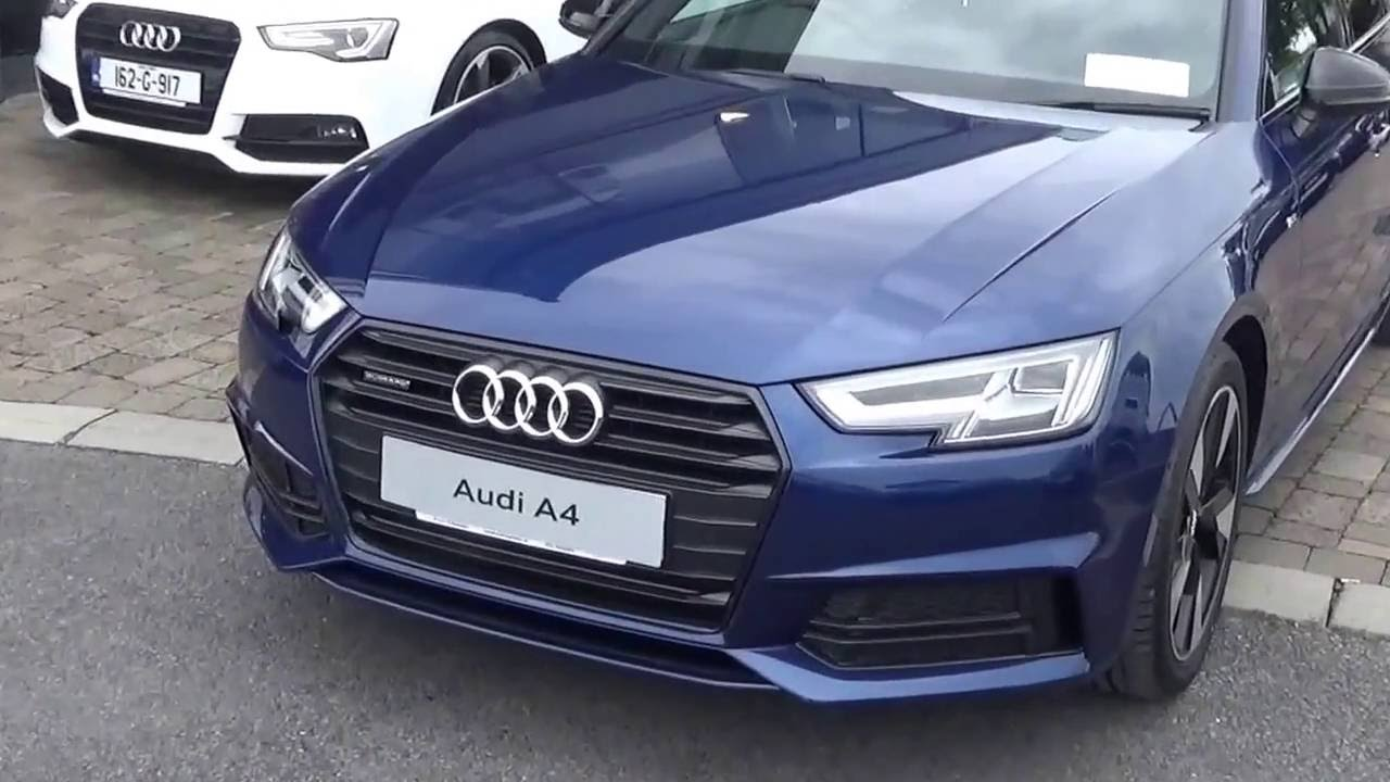 A4 2 0tdi 190hp Quattro S Tronic Eye Catcher Youtube