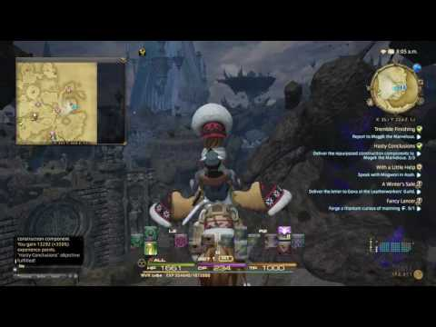 Final Fantasy XIV AAR