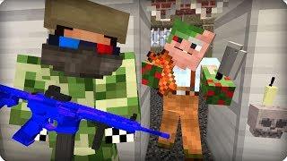 Сумасшедший дед зомби? [ЧАСТЬ 45] Зомби апокалипсис в майнкрафт! - (Minecraft - Сериал)