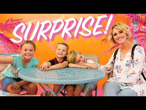 Surprising 6 KIDS With The Sweetest Adventure!