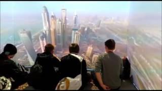 بالفيديو- ''بساط الريح''.. من خيال علمي لـ ''واقع'' في دبي