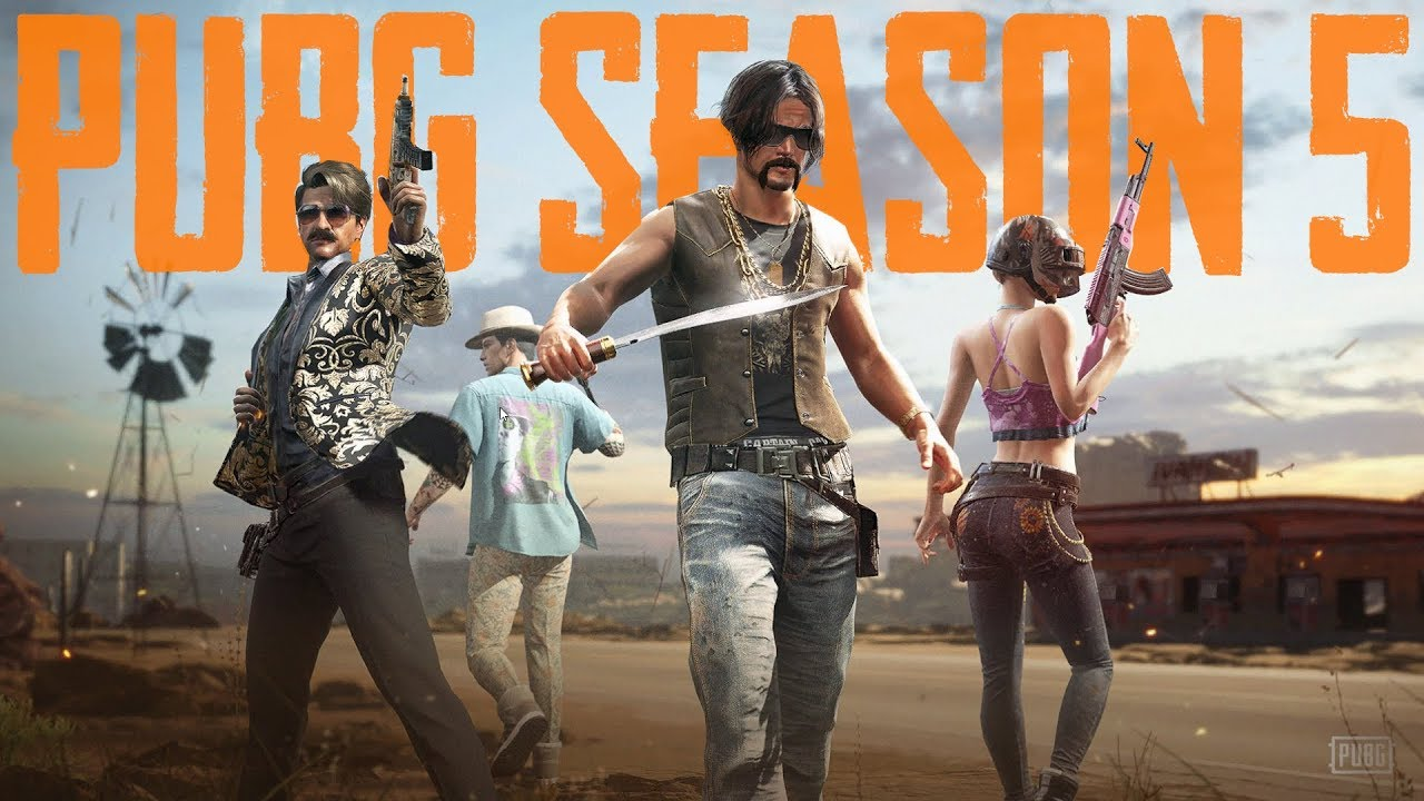 PUBG Season 5 Info - EPIC NEW FEATURES AND COOL STUFF! (Playerunknown's Battlegrounds) thumbnail