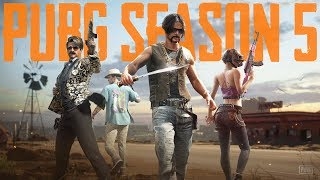 PUBG Season 5 Info - EPIC NEW FEATURES AND COOL STUFF! (Playerunknown's Battlegrounds)