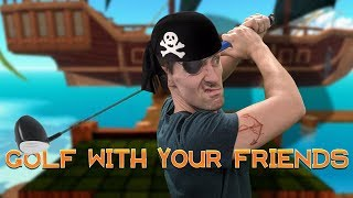 POOP DECK PUTTERS - Golf with Your Friends Gameplay
