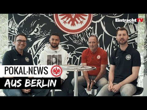 DIE RÜCKKEHR | Pokal-News aus Berlin