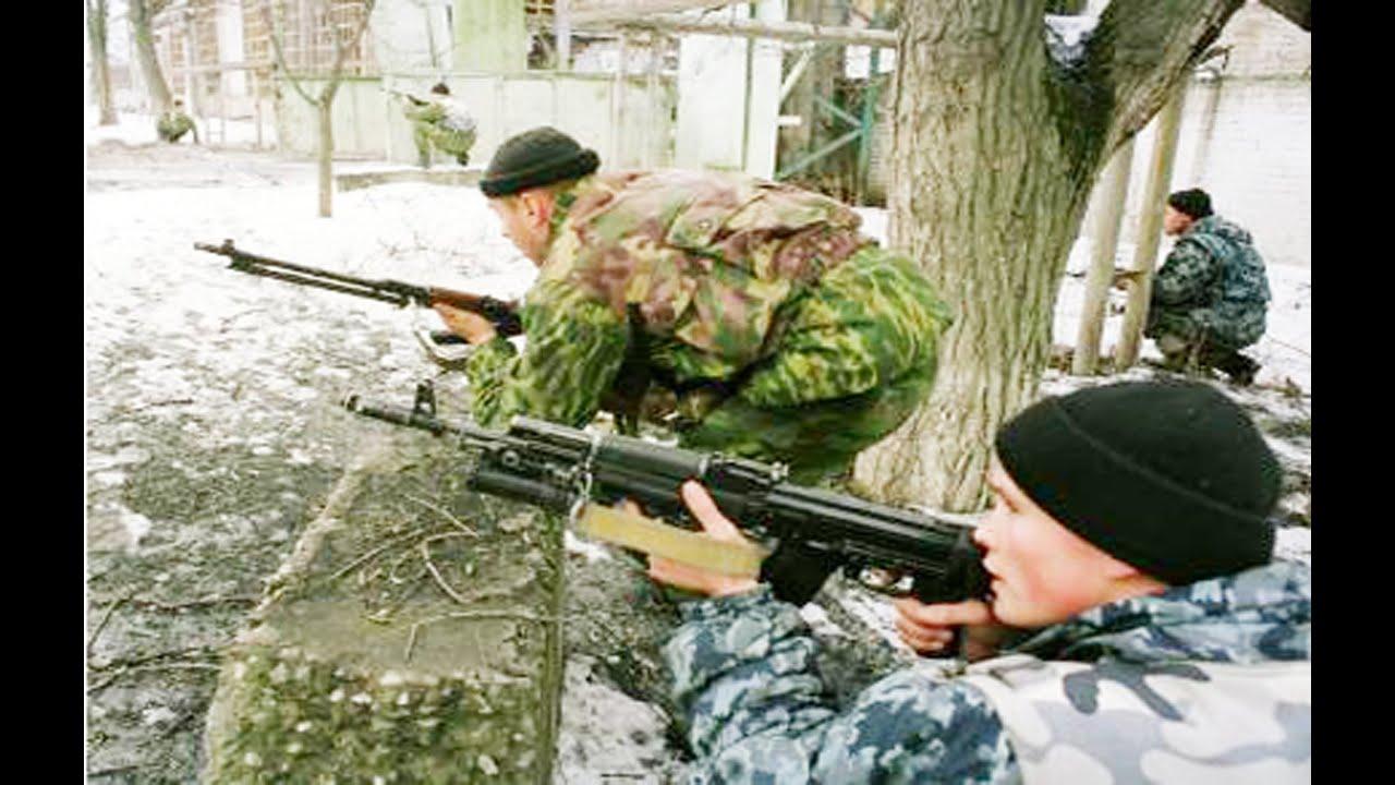 Russian Spetsnaz-Taliban Ambush