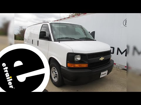 best 2017 chevrolet express van custom fit vehicle wiring options - et