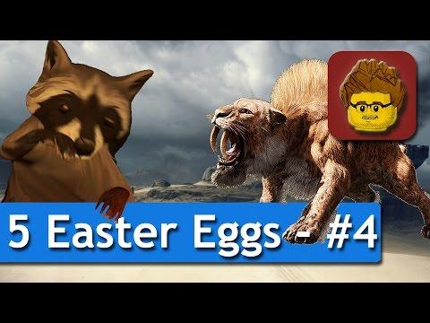 easter eggs in spielen