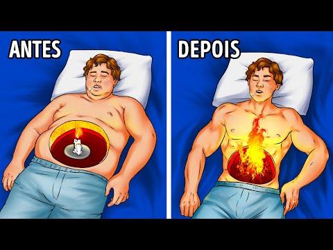 maneiras-de-queimar-mais-gordura-durante-o-sono