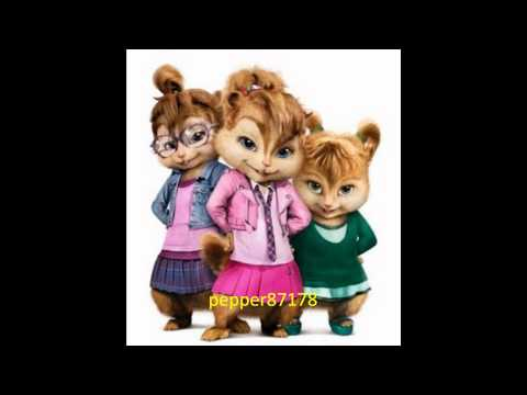 Beyonce-I was here Alvin and the Chipmunks