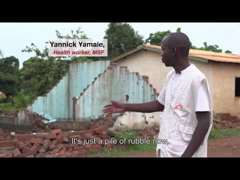 Central African Republic   Seeking refuge in the hospital