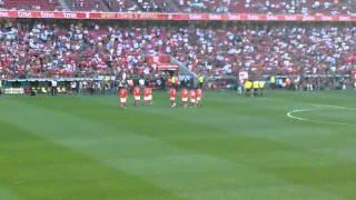 Estádio da Luz    Benfica  :  Trabzonspor