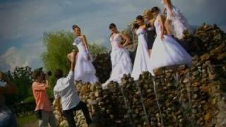 Парад невест Черновцы 2010
