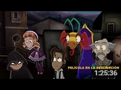 La leyenda de las momias de Guanajuato Película completa en Español Latino