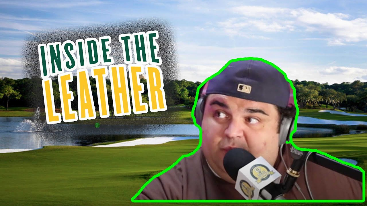 """""""TOP 10 RICHEST GOLFERS // Inside The Leather Ep.54"""