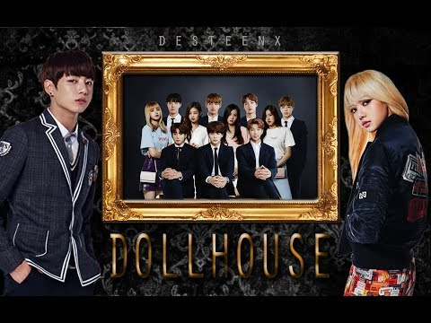 Dollhouse - BTS and Blackpink