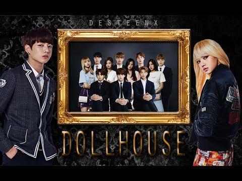 Dollhouse - BTS And Blackpink