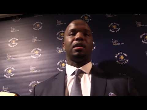 Jermaine O'Neal Talks About his Pacers Career