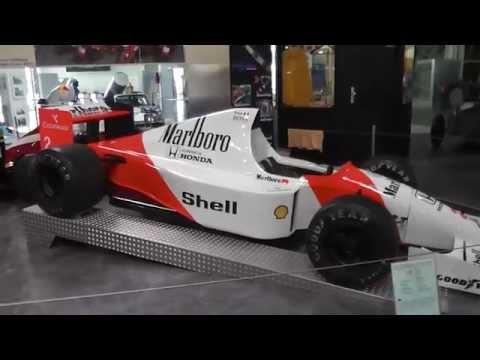 McLaren Honda MP 4/5 - Formula One car from 1989