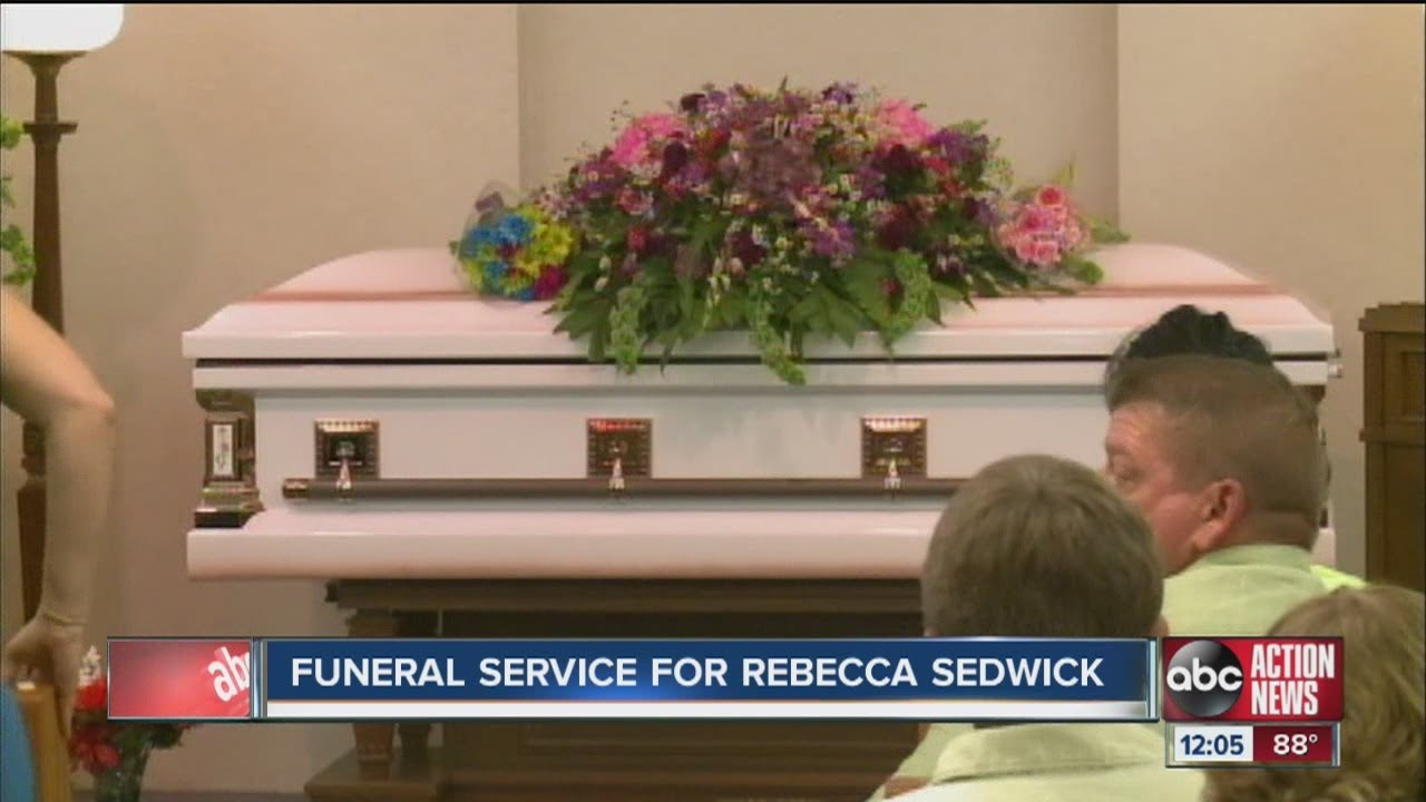 Funeral for Rebecca Sedwick, victim of cyber bullying, held in Bartow