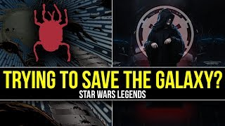 Did Palpatine Create the Empire to Fight the Yuuzhan Vong? Star Wars Legends Explained