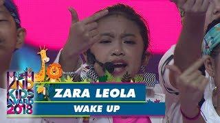 Asikkk! Lagunya Pasti Bikin Kamu Semangat, Zara Leola [WAKE UP] - Mom & Kids Award 2018 (21/7)
