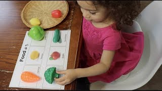 Math, Literacy, Logic Activities For Kids Ages 2-6 April 2018