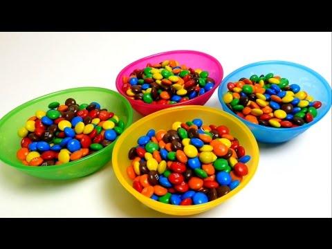 Teletubbies & M&M's Surprise Toys Hide & Seek with LaaLaa, Dipsym Tinky Winky & NooNoo