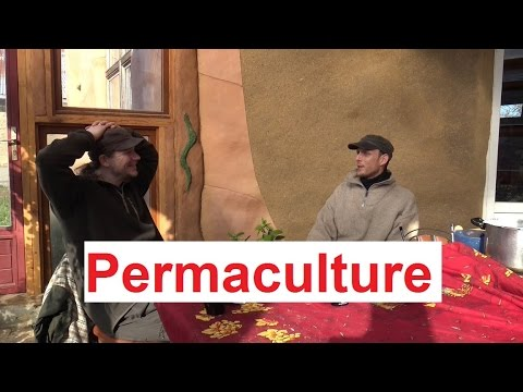 Permaculture avec Pascal Depienne