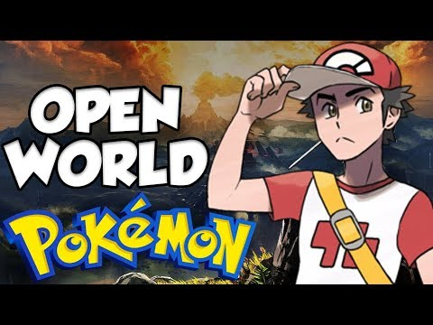 How Would An Open World Pokemon Game Work?