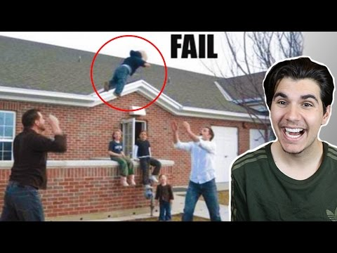 REASONS WHY KIDS CAN'T BE LEFT ALONE WITH THEIR DADS!