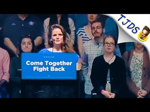 DNC Chair Gets Booed On Unity Tour