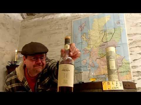 whisky review 268 - Oban 14yo (Highland Region)