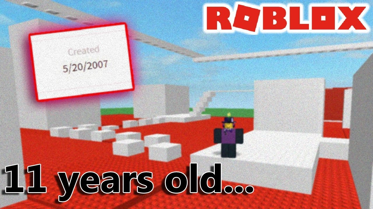 What Is The First Obby Ever Made On Roblox Youtube