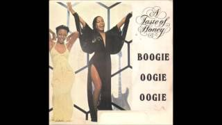 A Taste Of Honey  - Boogie oogie oogie (alternative mix + lyrics)