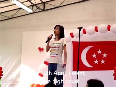 Han Hui Hui's 2013 National Day Speech
