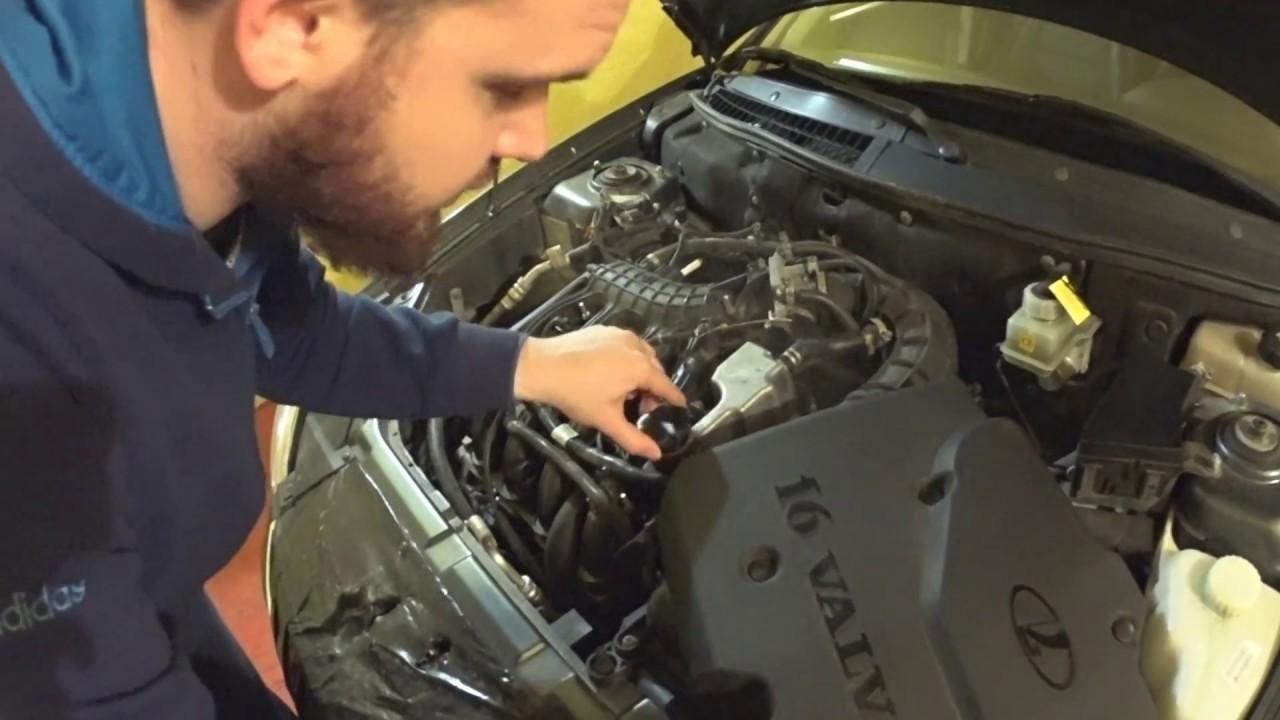 Lada Priora  Приора  Стучат гидрокомпенсаторы ВАЗ 2170