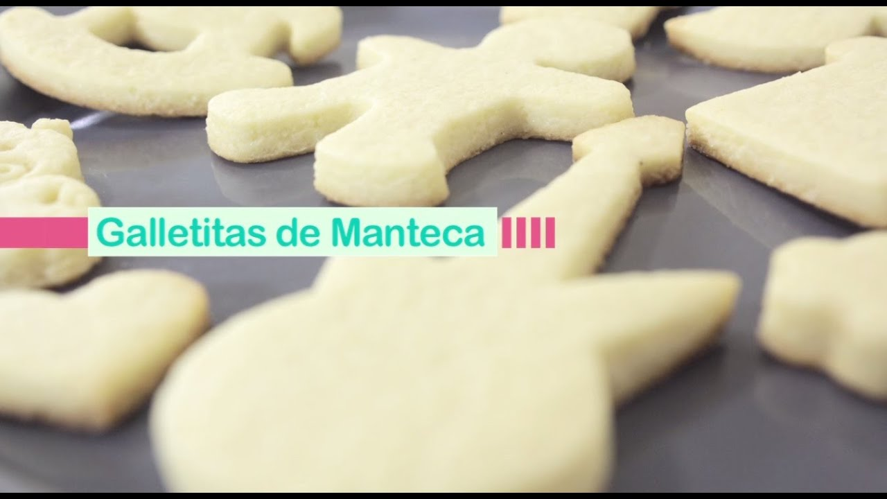 Galletitas De Manteca Cookies Proyecto Cook 7 Youtube