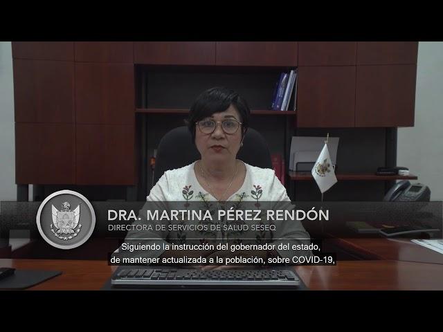 25 casos de Covid19 en #Querétaro