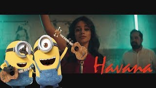 Camila Cabello - Havana ( cover by Minions)