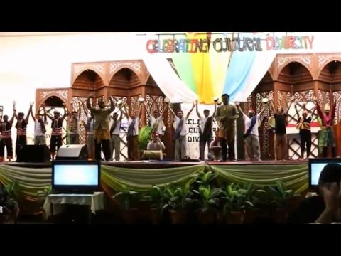 Indonesia Cultural Performance in GUF 2015